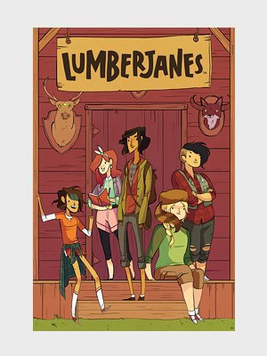 13 молодых авторов комиксов, за которыми нужно следить. Изображение № 13.