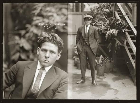 Фотографии американских гангстеров начала 20 века. Изображение № 26.