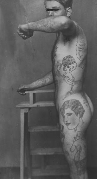 Татуировка XXвека. Изображение № 14.