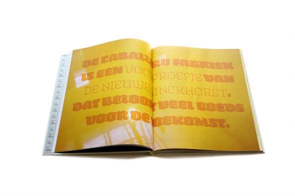Бумажные мячи и книга, дающая огонь. Изображение № 10.