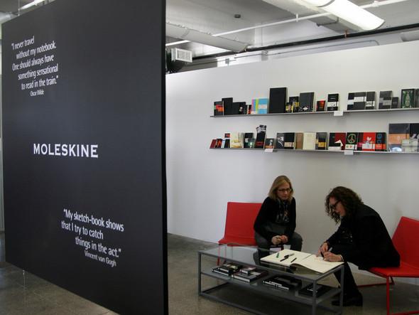 Офис Moleskine. Изображение № 18.