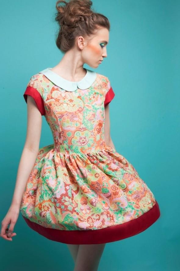 """Коллекция ANaзarova """"BLOSSOM"""" Summer 2012 для BACKSTAGE showroom. Изображение № 13."""
