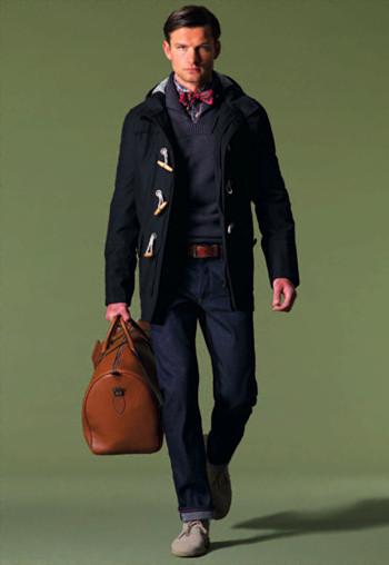 Мужские коллекции осень-зима 2010 от Hackett, Gloverall, D.S.Dundee, Barbour. Изображение № 3.