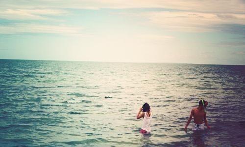 Изображение 21. Море и небо-два символа бесконечности.. Изображение № 21.
