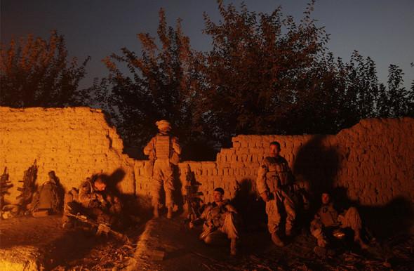 Афганистан. Военная фотография. Изображение № 150.