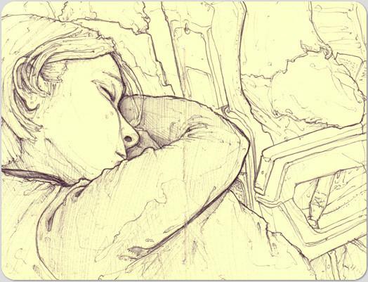 Изображение 11. Воображение David'a Lanham'а.. Изображение № 11.