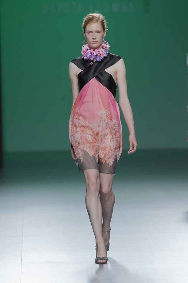 Madrid Fashion Week SS 2013: DEVOTA & LOMBA . Изображение № 10.