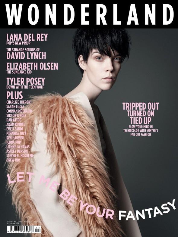 Обложки: Candy, Harper's Bazaar и Wonderland. Изображение № 3.