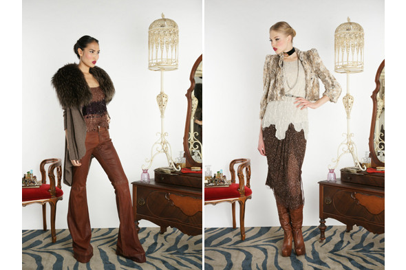 Коллекция Alice & Olivia F/W2011-2012. Изображение № 2.