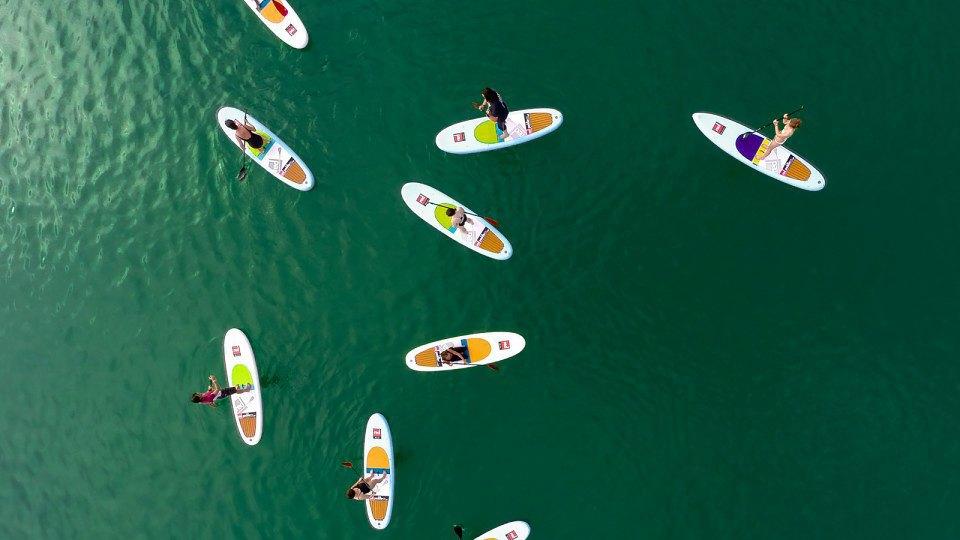 С высоты птичьего полета: Лучшие дрон-фотографии в мире. Изображение № 22.