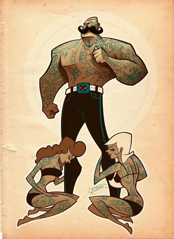 Tyson McAdoo. Изображение № 45.