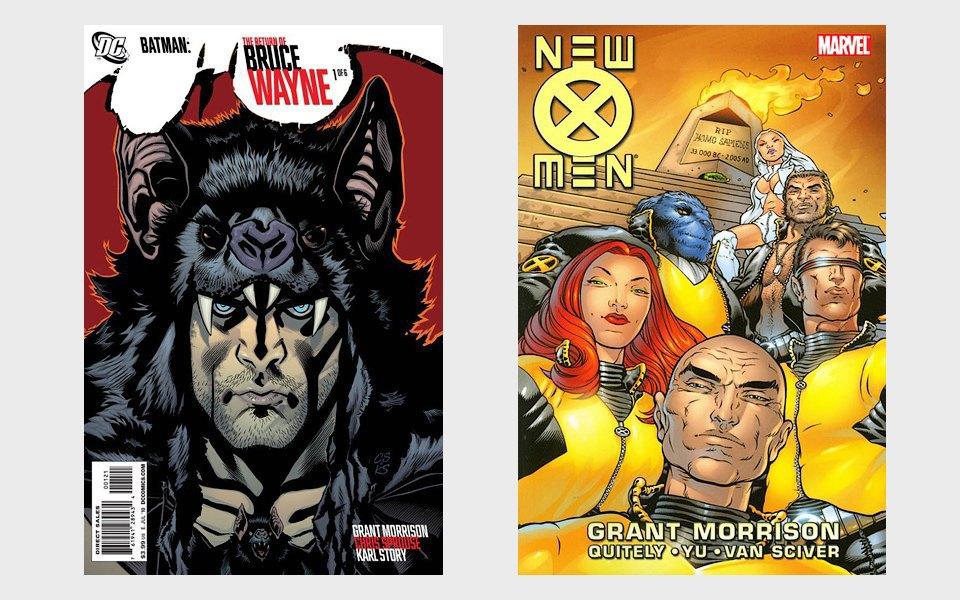 Как читать супергеройские комиксы: Руководство для начинающих. Изображение № 42.