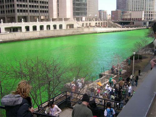 Изумрудные воды Чикаго. Изображение № 5.