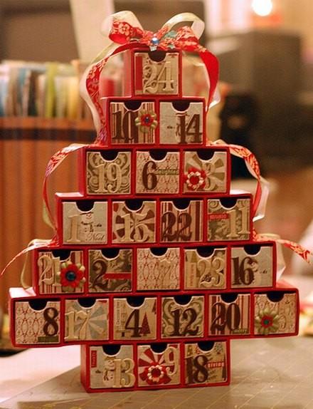 Рождественский календарь. Изображение № 2.