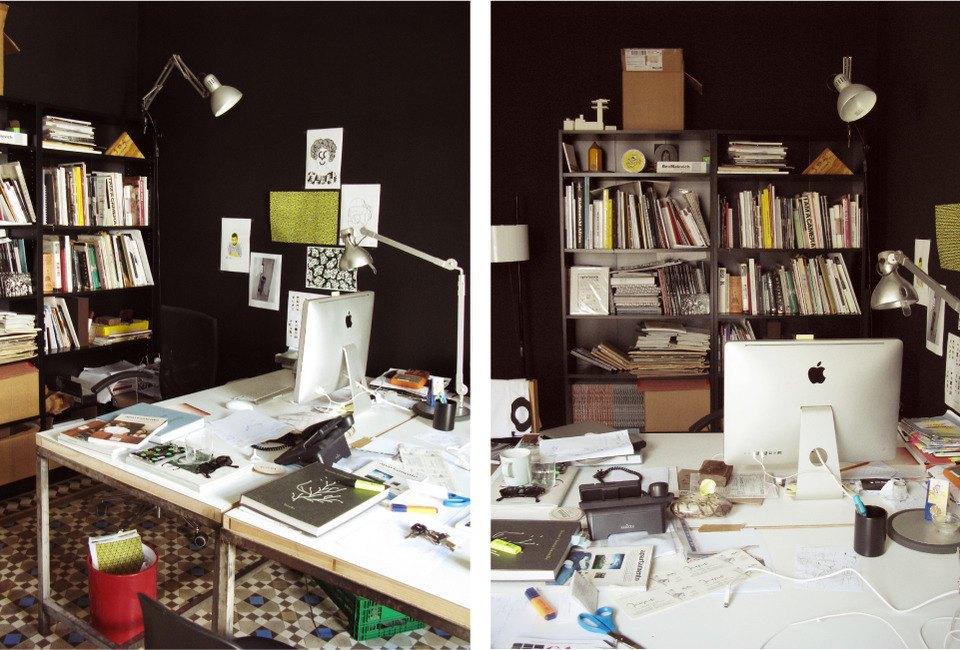 Рабочее место: Омар Соса, арт-директор журнала Apartamento. Изображение № 2.