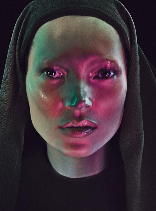 Съёмка: Кейт Мосс в объективе Стивена Кляйна. Изображение № 10.