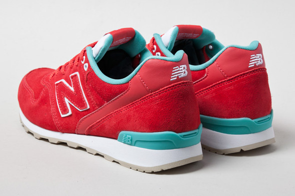 NEW BALANCE 996 HAPPY VALENTINES DAY. Изображение № 6.