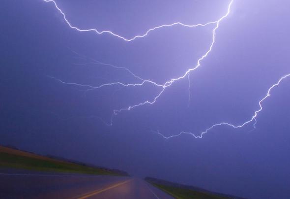 Джим Рид: Фотограф экстремальных погодных явлений. Изображение № 7.