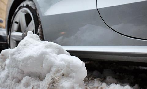 Audi A5. Кабриолет зимой. Изображение № 2.
