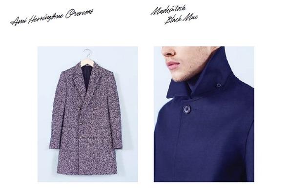 Новые мужские лукбуки Louis Vuitton, Marc Jacobs и Fred Perry. Изображение № 15.