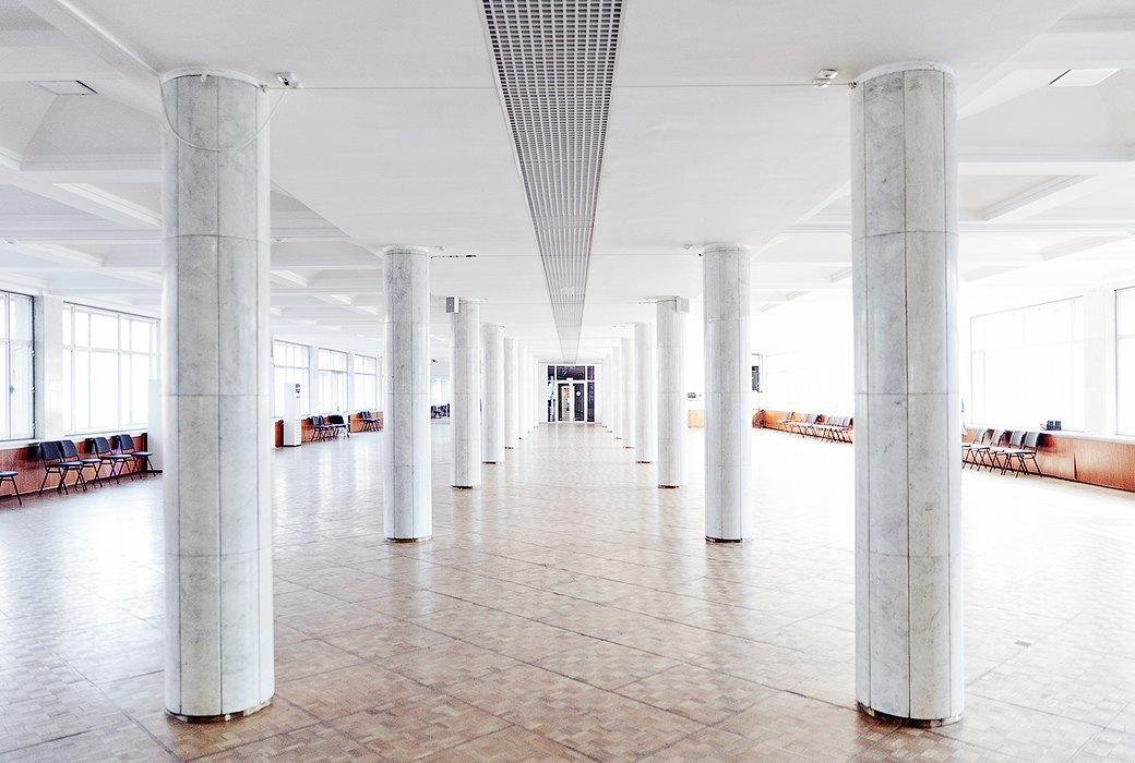Фантастически красивые советские интерьеры в Культурном центре ЗИЛ. Изображение № 30.