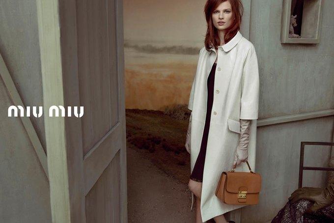 Max Mara, Prada и другие марки выпустили новые кампании. Изображение № 37.