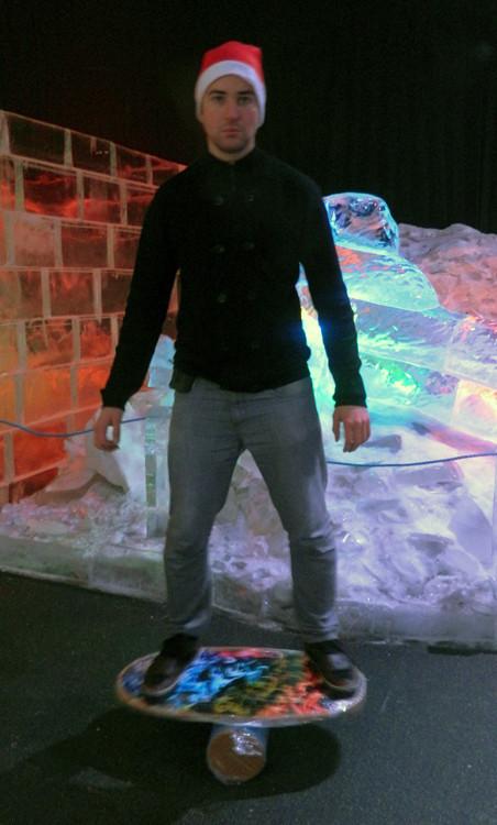 Замороженный балансборд. Изображение № 8.
