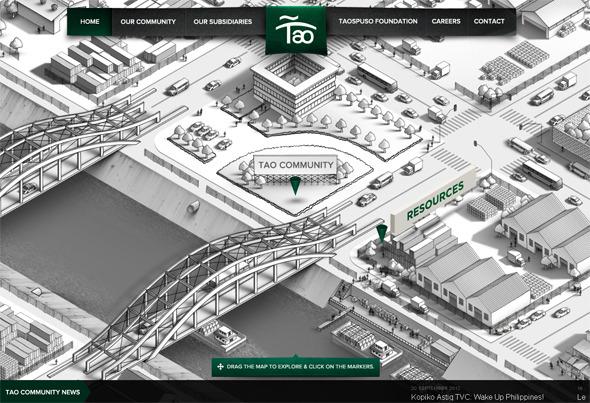 Ручная работа. Дизайн сайтов с рисованными элементами. Изображение № 6.