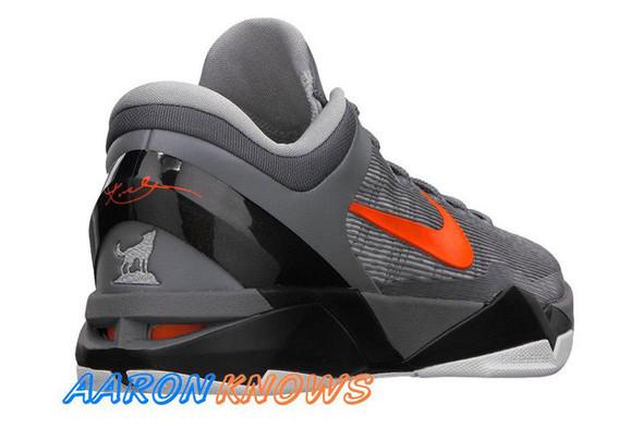Nike new Kobe VII Predator Pack. Изображение № 4.