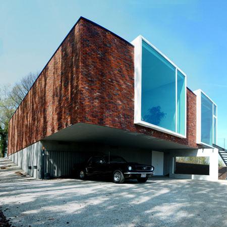 Офис в Бельгии от Atelier Vens Vanbelle. Изображение № 1.