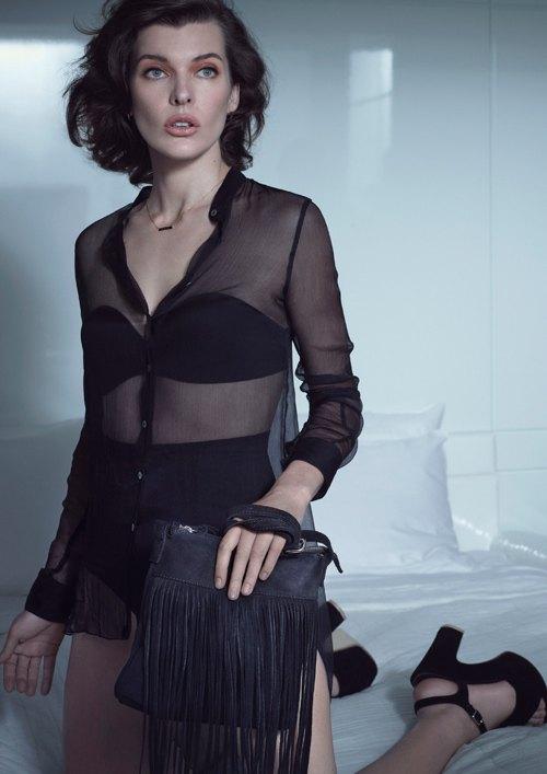 Alexander McQueen, Celine и LUBLU Kira Plastinina показали новые кампании. Изображение № 31.