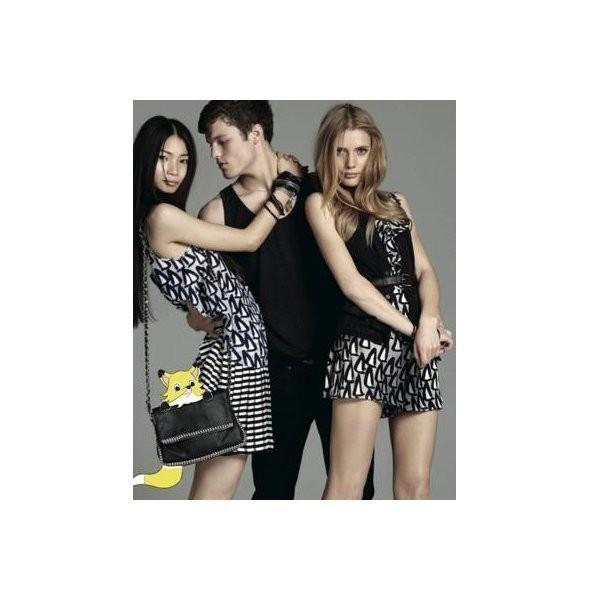 Изображение 11. Рекламные кампании: Gap, BCBG Max Azria и Wildfox.. Изображение № 21.