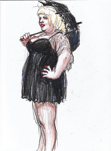 Изображение 57. Diane Olivier.. Изображение № 57.