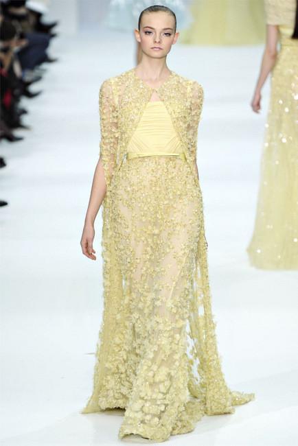 Elie Saab Spring 2012 Couture. Изображение № 12.
