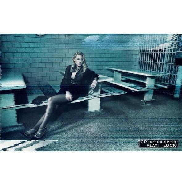 5 новых съемок: Interview, Marie Claire и Vogue. Изображение № 5.