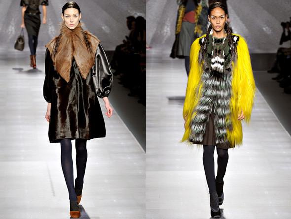 Показы Milan Fashion Week FW 2012: День 2. Изображение № 3.