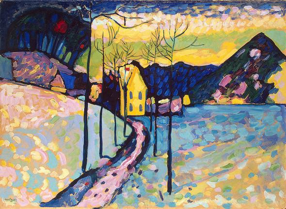 Коллекция работ В.В. Кандинского. Изображение № 46.