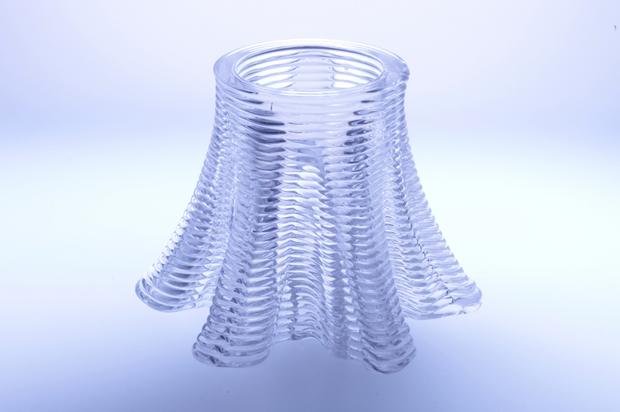 В MIT показали печать расплавленным стеклом иизделия изнего. Изображение № 1.
