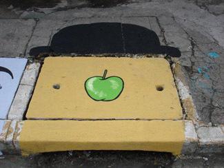 Уличные художники Сан-Пауло делают город веселее. Изображение № 30.