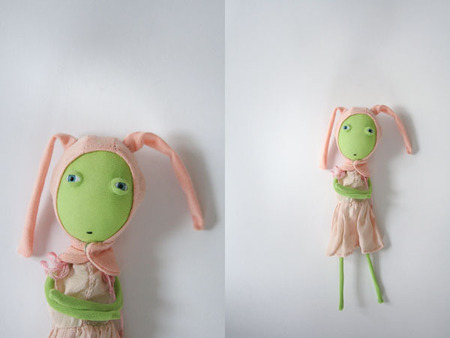 Takiyaje doll. Изображение № 1.