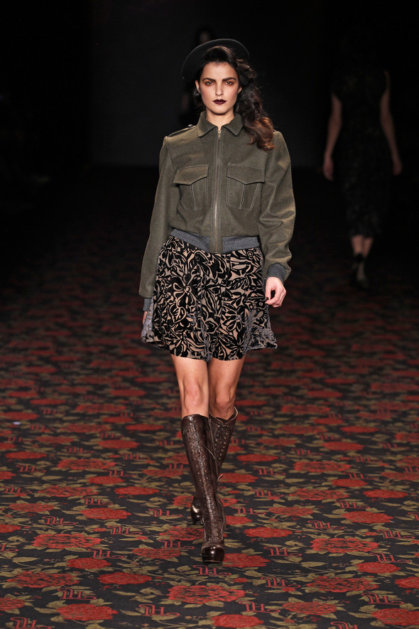 Berlin Fashion Week A/W 2012: Lena Hoschek. Изображение № 63.