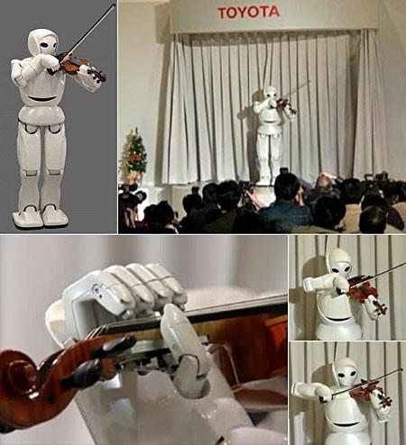 Роботы отToyota. Домашний робот – помощник. Изображение № 4.