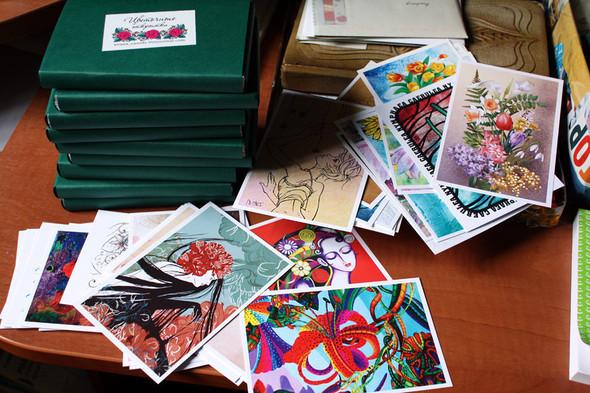 Kvaa Cards: авторские открытки иконкурсы. Изображение № 4.