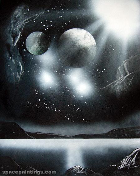 Spray paint art. Изображение № 6.