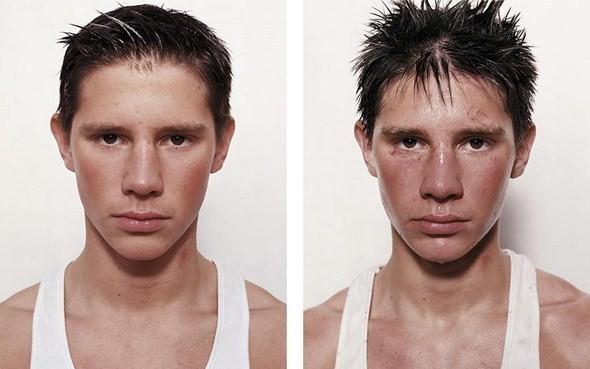 Изображение 3. Юные боксёры: до и после.. Изображение № 3.