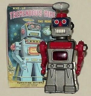Ретро роботы. Изображение № 12.
