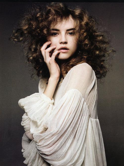 Top50. Девушки. Models. com. Изображение № 9.