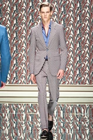 Неделя мужской моды в Милане: День 1. Изображение № 23.