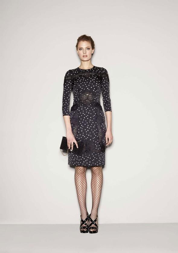 Лукбук: Dolce & Gabbana FW 2011 Women's. Изображение № 25.