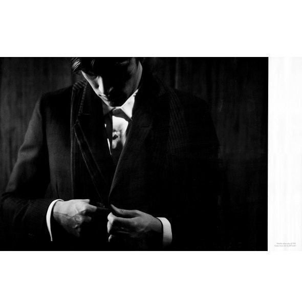 Изображение 47. Мужские съёмки: Vaga, Fashionisto, S и другие.. Изображение № 47.